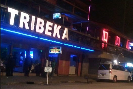 This is what caused the nasty fire at Club Tribeka