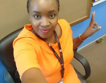 Leave my potti alone! Maina Kageni's workmateMuikamba forced to respond to hatersbody shamming her