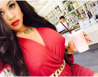 """Naweza kunyonyesha nkizaa"" Vera Sidika explains things her breasts can do after spending Kes 3 million on breast enlargement surgery"