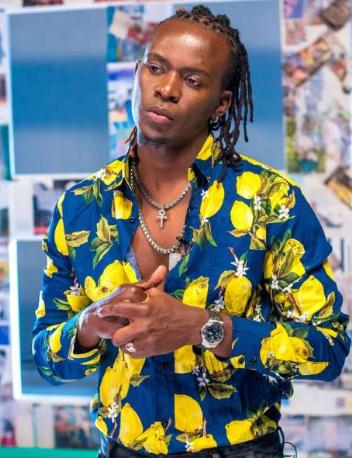 Kwani kila kitu lazima you copy Diamond! Willy Paul explains why his new hairstyle is not a copy paste