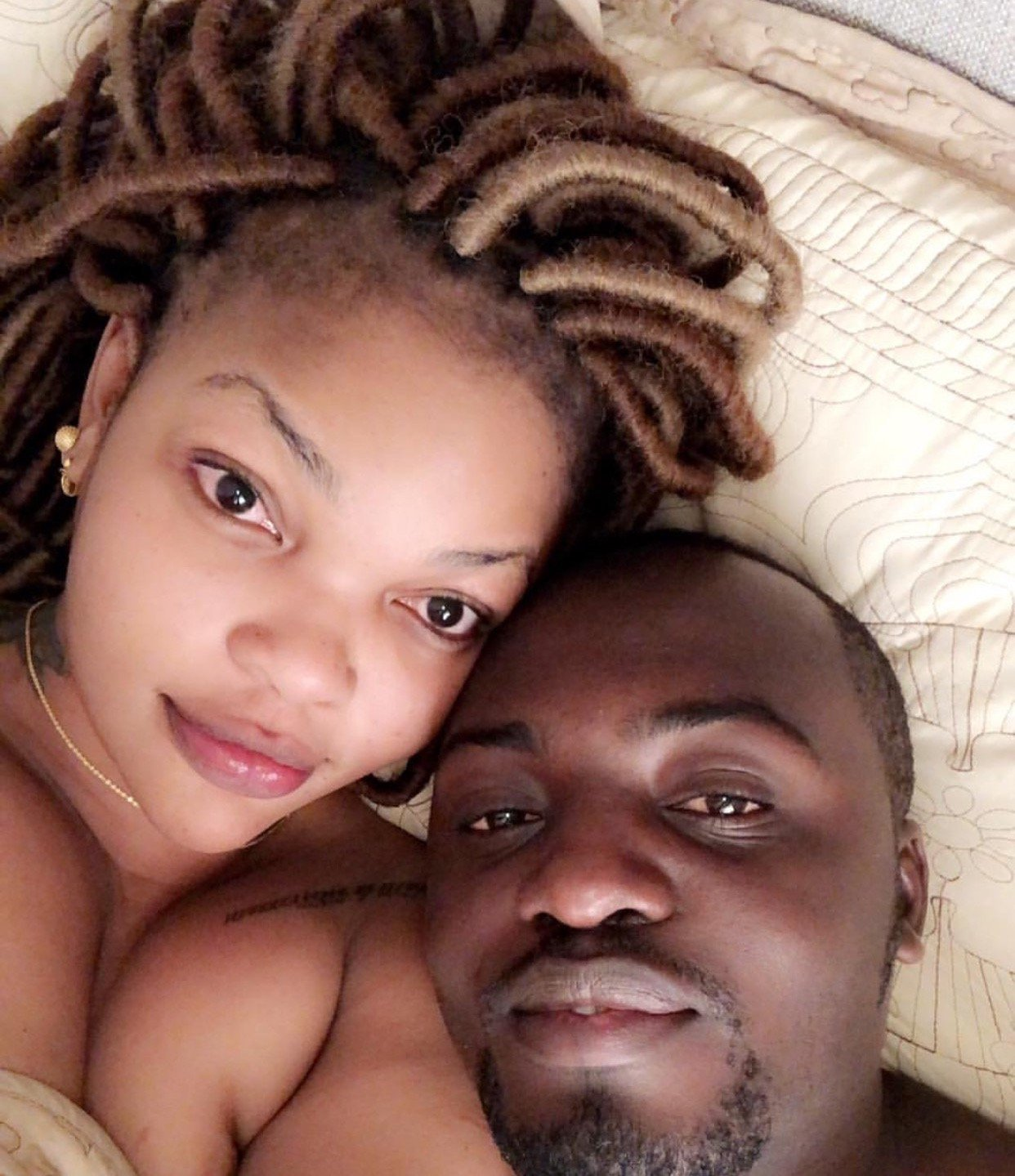 Wema Sepetu and lover arrested for allegedly being con artists