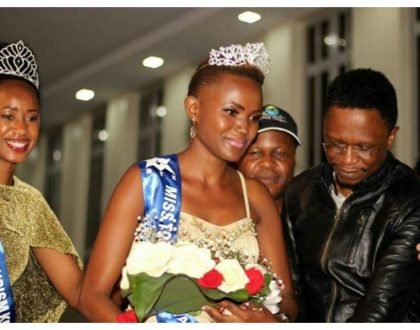 Love-struck Ababu Namwamba flies 21-year-old sweetheart to a baecation in Italy (Photos)