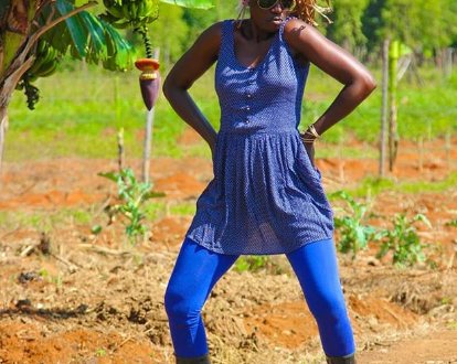 At my age I have educated more than 30 people and they still ask for money- Akothee