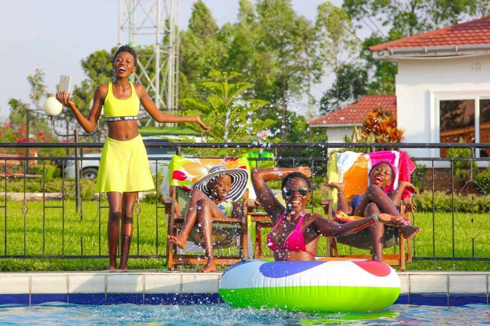 Tax ni wewe! Akothee shares the millions she pays in school fees every termfor her kids