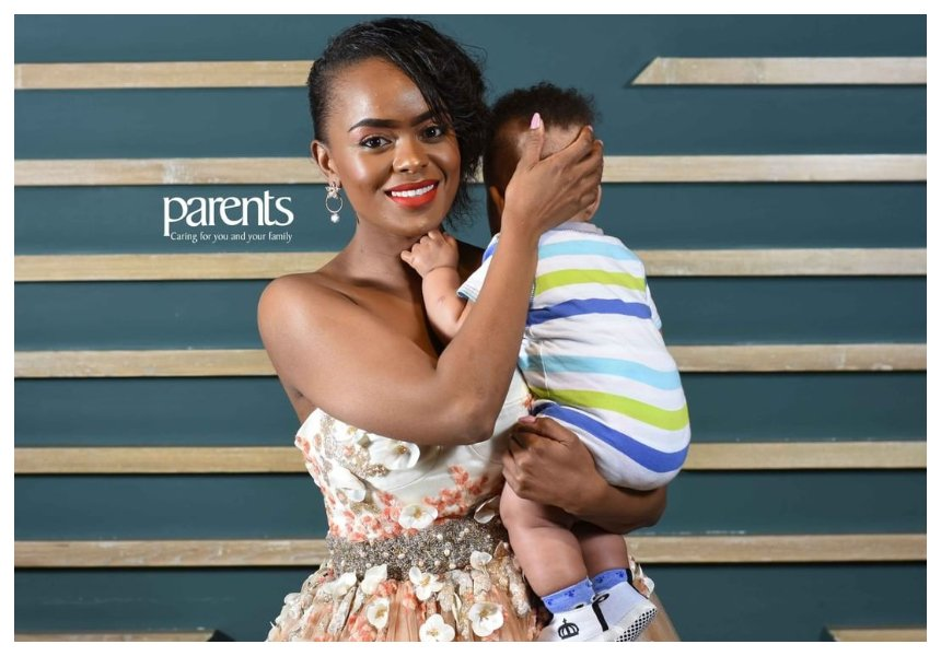 Avril: I had non-cancerous growths in my uterus, could be the reason it took me longer to get pregnant