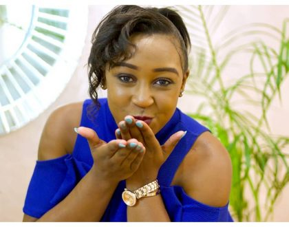 """Thank you for your support and encouragement!"" Betty Kyallo finally speaks!"