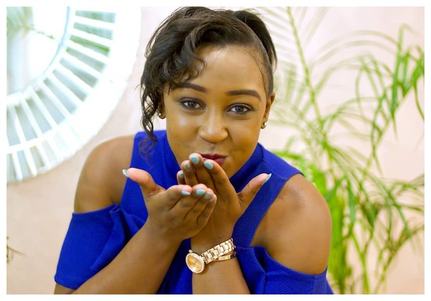¨Sina hiyo time bro!¨ Betty Kyallo harshly fires back at trolls