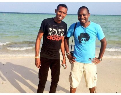"""""""Bro am not desperate"""" Mohammed Ali fires back at Boniface Mwangi after face to face meeting"""