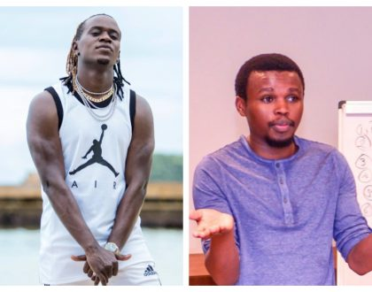 Chipukeezy: Willy Paul is a fisi, I can't trust him with any woman