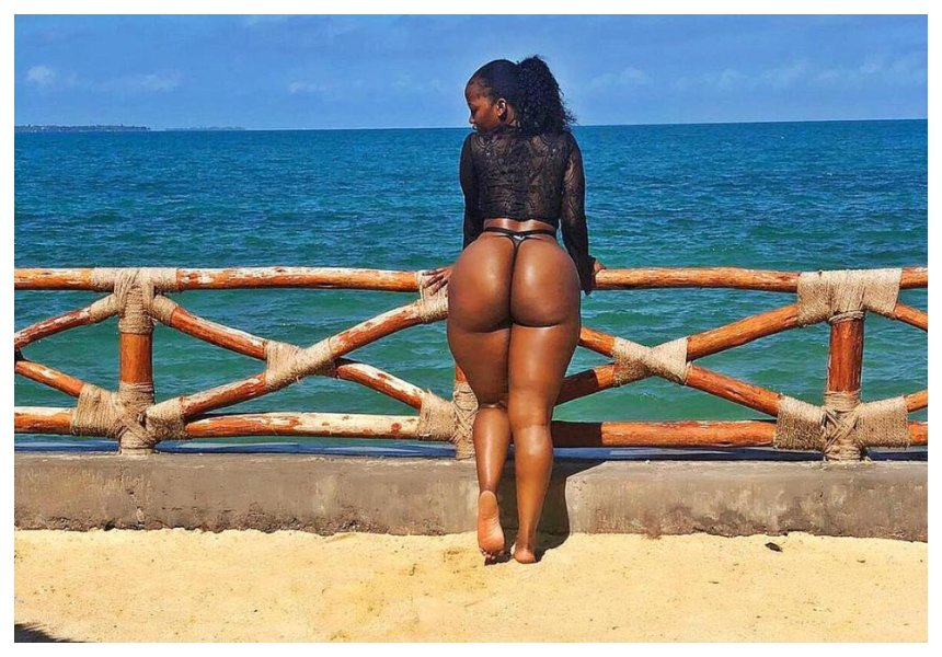 Corazon Kwamboka: It's ok to clad in skimpy outfitsbefore your parents,you are their daughter or son whether in buibui or naked