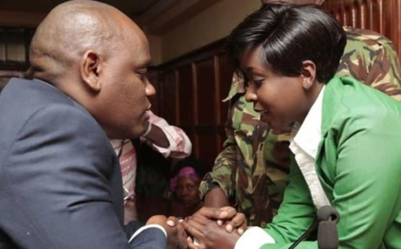 """Eric Omondi has gone MIA, only Itumbi has never been shy of defending her publicly"" Nyakundi castigates Jacque Maribe's fake friends"