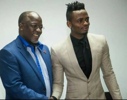 Diamond reveals how much he charges per show and it's enough to buy you a bungalow in Syokimau