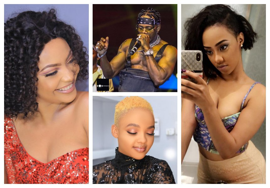 Diamond's side chics come out to shower him with sweet birthday messages