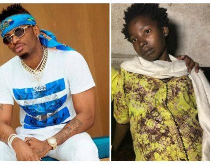 Diamond spends Kes 2.2 million to treat ailing singer Hawa