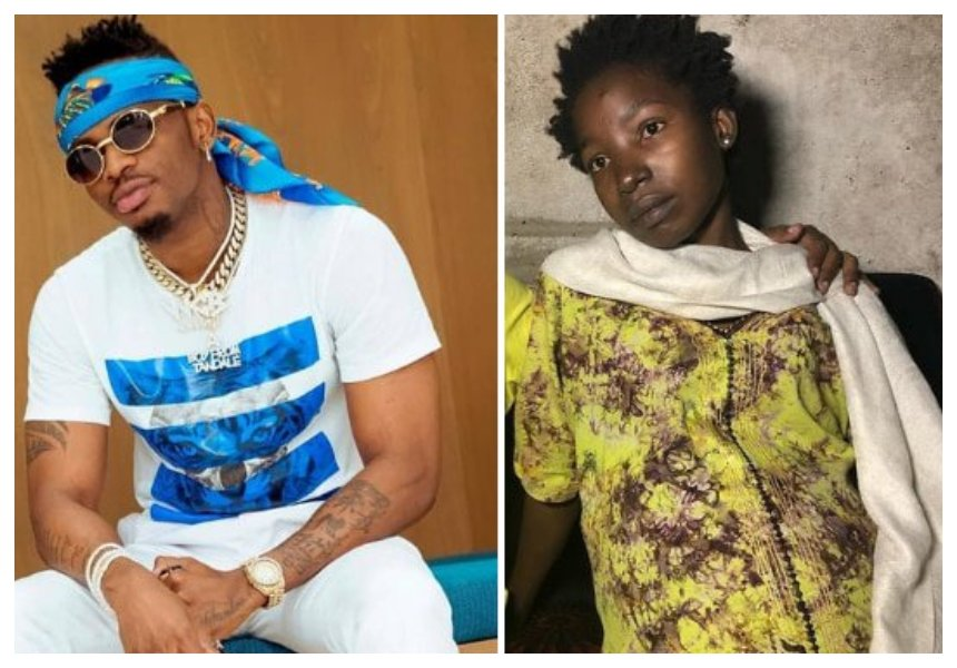 Diamond spends Kes 2.2 million to treat ailing singer Hawa