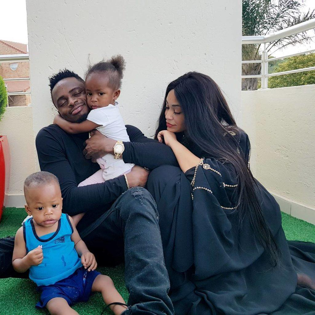 Diamond Platnumz' dad: I have never met my grand kids, I don't even know how Zari sounds