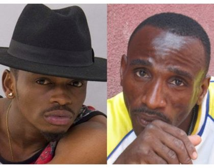 """""""I wish na mimi ningekuwepo pale"""" Diamond's father dejected after son snubs him during his 29th birthday party"""