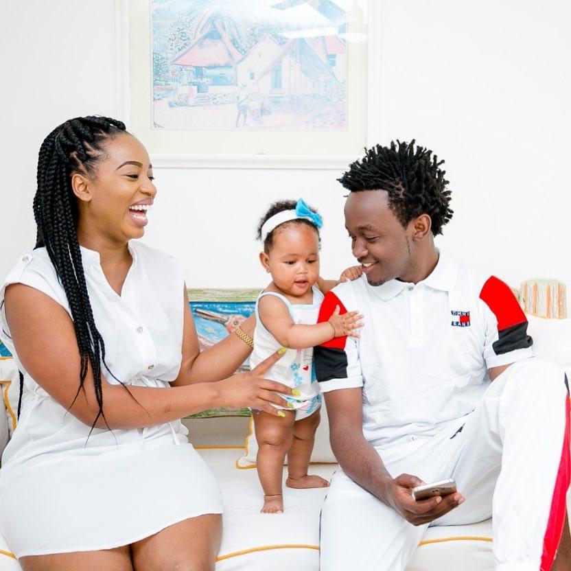 Wewe endelea kutafuta shisha! How Bahati is planning to become a billionaire before he clocks 30 years