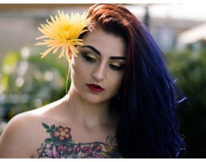 Dana De Grazia tattooing Eric Omondi's names on her body is a turn-off