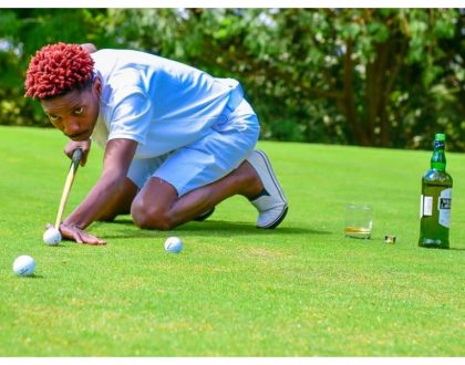 """Numbers don't lie"" Eric Omondi earns bragging rights after this happened to him"