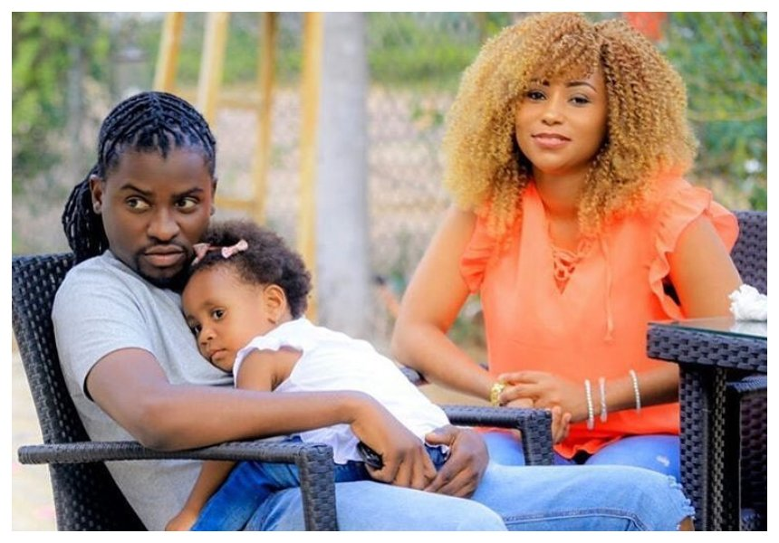 """No man can stand can stand Esma's arrogance and pride"" Baby daddy claims the new union won't last! (Video)"
