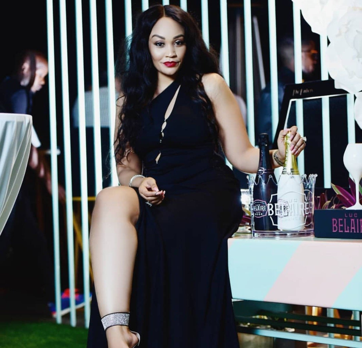 Zari finally celebrates her 43rd birthday in style after her white party flopped (Photos)