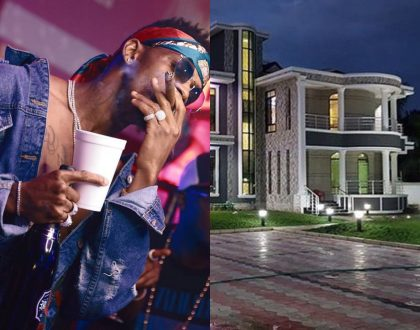 Meet the real owner of the new mansion Diamond Platnumz is renting!