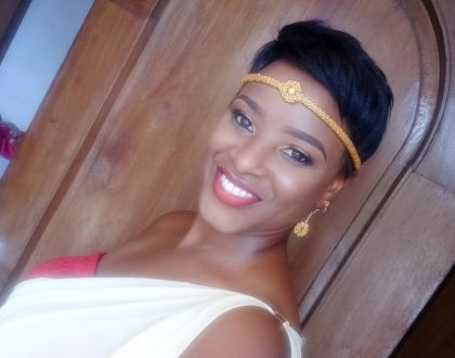 Kanze Dena throws a thanksgiving party following her new job at State House