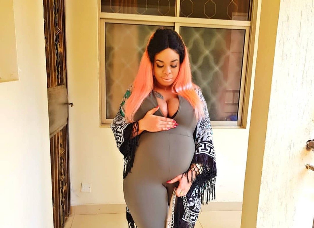 """""""He left me when I was 2 months pregnant!"""" Bridget Achieng opens up about her Nigerian baby daddy"""
