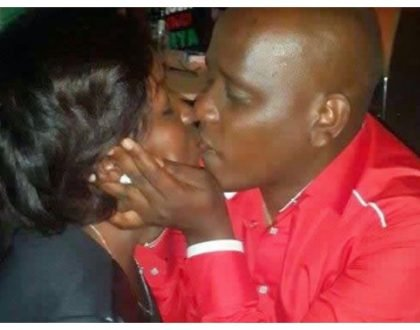 Dennis Itumbi prays for Joseph Irungu to be thrown in prison while Jacque Maribe to be freed so they could ride into the sunset together