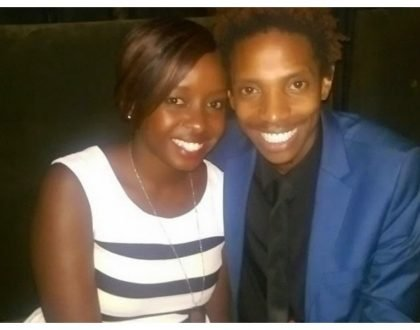 Eric Omondi shares story of how he met and fell in love with, Jacque Maribe!