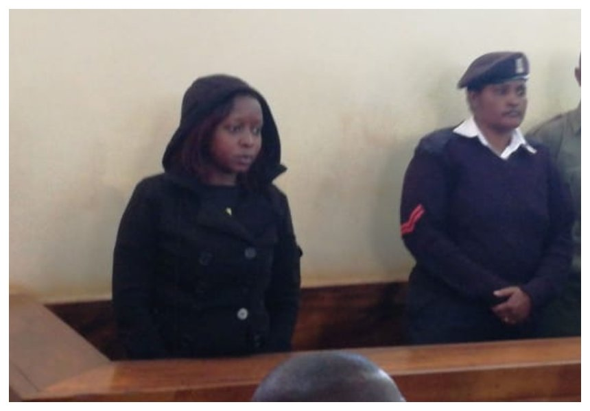 DPP announces criminal charges Jacque Maribe will be facing as investigations near completion