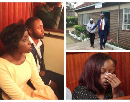 She has toughened up! Jacque Maribe's transformation after spending weeks in detention (Photos)