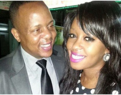 Troubled relationship? Lillian Muli does the same thing Zari did on the day she dumped Diamond (Photos)