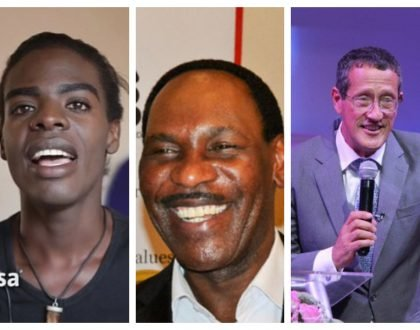 What a chameleon! Ezekiel Mutua is ok with gay CNN anchor speaking in church but can't stand Kenya's own self-confessed gay Joji Baro