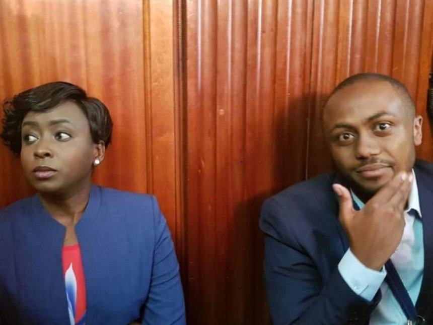 3 strict conditions set for Jacque Maribe as she is released on bail