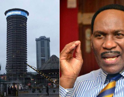 Please destroy that penis! Kenyans joke with Ezekiel Mutua after learning KICC was inspired by donkey's penis