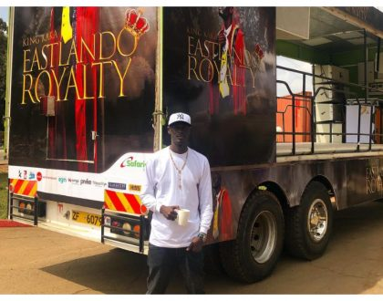 King Kaka gets five figures from auction of his Eastlando Royalty album cover