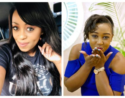 Betty Kyallo claps back at haters after Lillian Muli revealsshe is not splitting with baby daddy