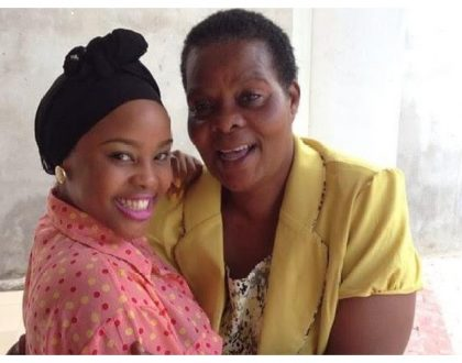 Kanumba's mother forgives Elizabeth Michael Lulu, ready to attend her wedding