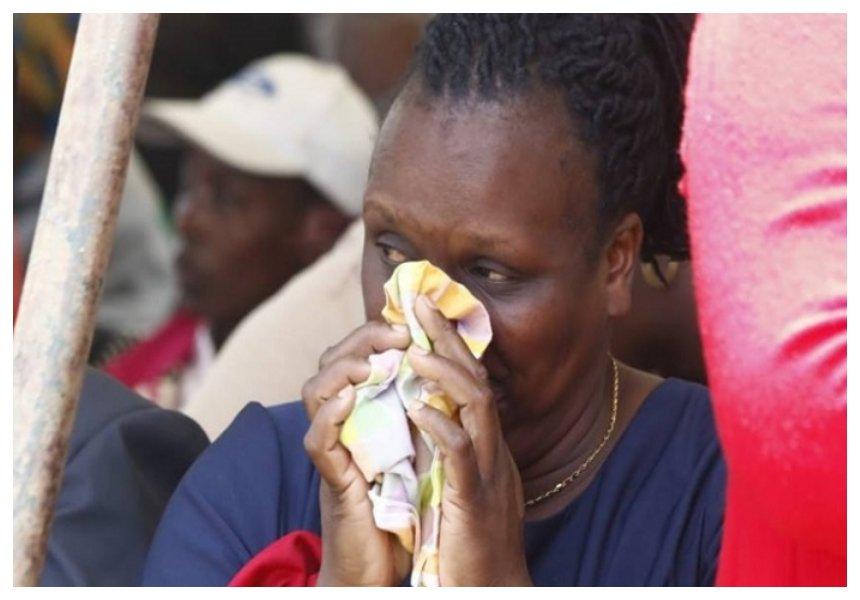"""Jowiaambiwe sijamsamehea""Monica Kimani's mother sends message to Joseph Irungu"