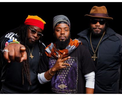 Jamaican reggae group Morgan Heritage wants collabos with Kenyan artistes including Sauti Sol, Elani