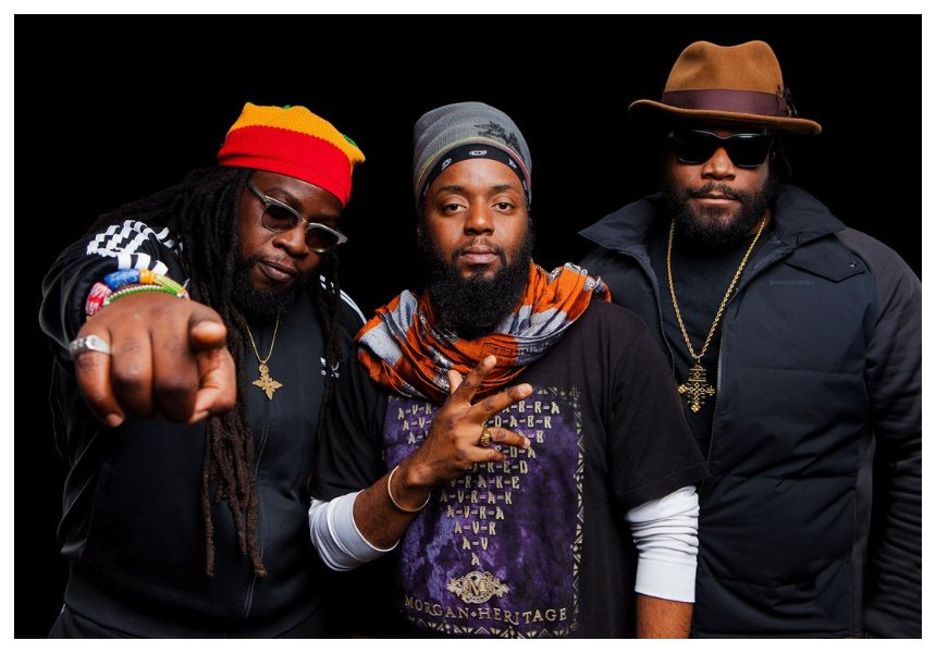 Jamaican reggae group Morgan Heritage wants collabos with Kenyan artistes including Sauti Sol, Elani