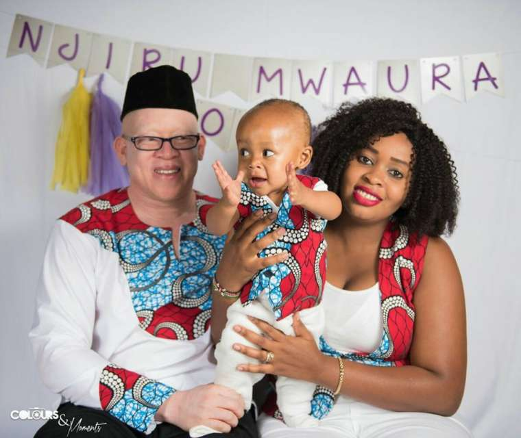 Issac Mwaura's wife pens emotional message after losing twins