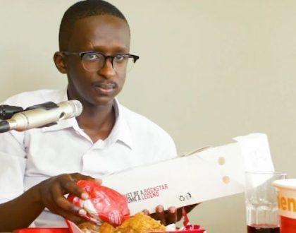 Njuguna speaks of winning prestigious YouTube award
