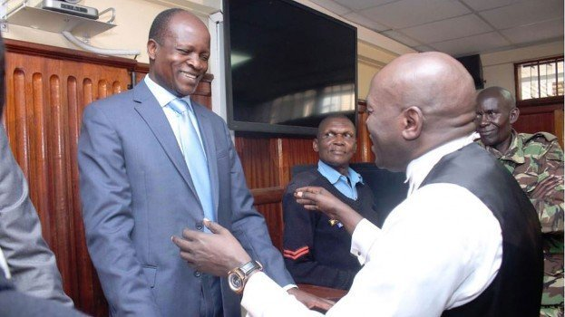 6 strict conditions that governor Obado must meet if he is to stay out of prison for the duration of Sharon Otieno's case
