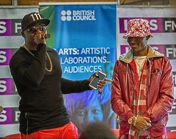 Khaligraph Jones and Octopizzo