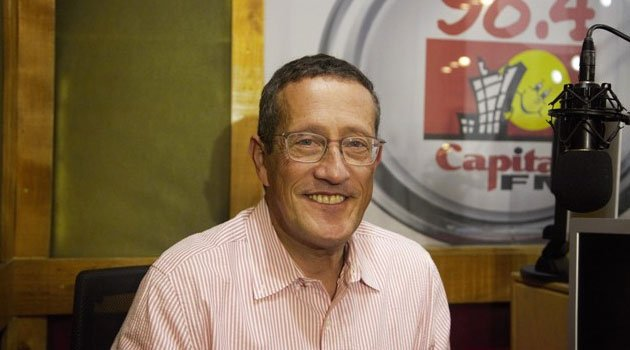'Embrace gays if you want to succeed' CNN's Richard Quest says a day after Uhuru's gay marriage remarks