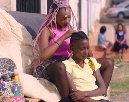 The millions lesbian movie Rafiki made in just seven days after court allowed Kenyans to watch it on cinema