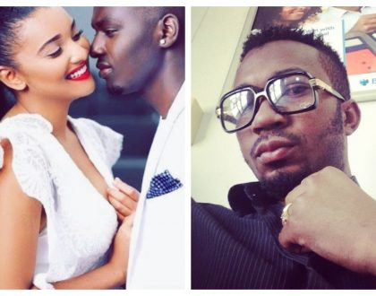 """It wasn't that serious, I didn't mean it""Diamond's DJ Romy Jones speaks of seducingBarakah The Prince's wife Najma"